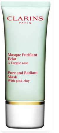 Clarins Pure and Radiant Mask